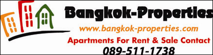 BANGKOK PROPERTIES WEBSITE THAILAND