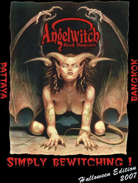 Angelwitch Go-Go Bars - Pattaya - Bangkok - Thailand