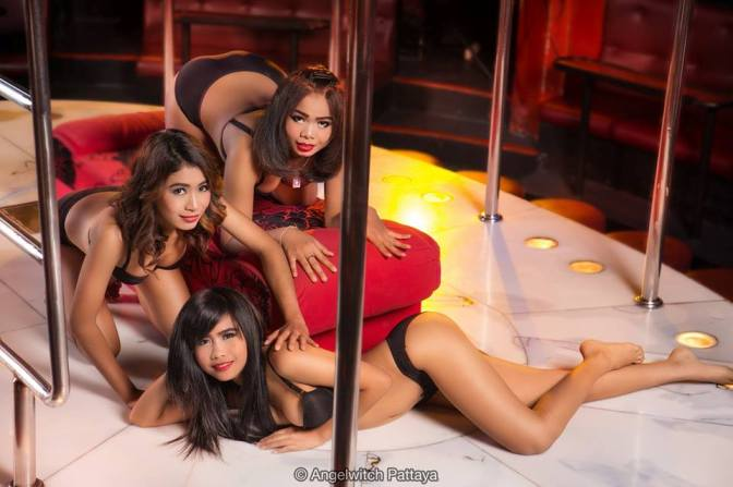 ANGELWITCH PATTAYA SHOWGIRLS - Angelwitch Showgirls Still Rock Pattaya