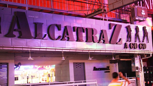Alcatraz Go-Go Bar (Walking Street, Pattaya)