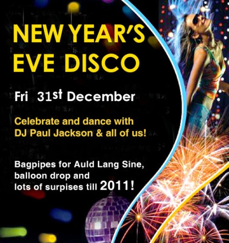 BULLS HEAD PUB NEW YEARS EVE PARTY1 - New Year's Eve In Thailand
