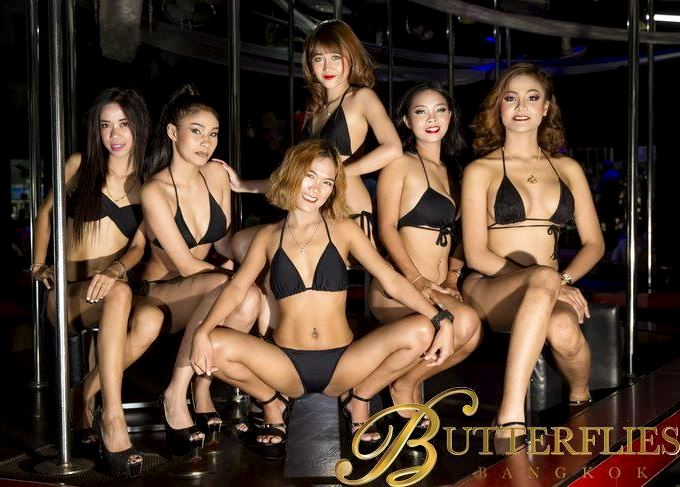 BUTTERFLIES BAR - Butterflies Babes!