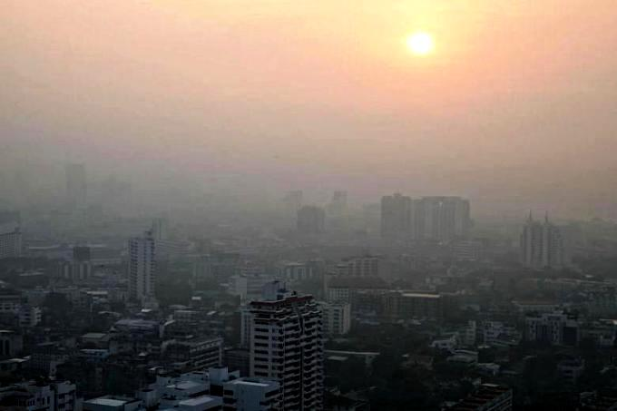 Bangkok Smog - Bangkok Smog Reaches Hazardous Level
