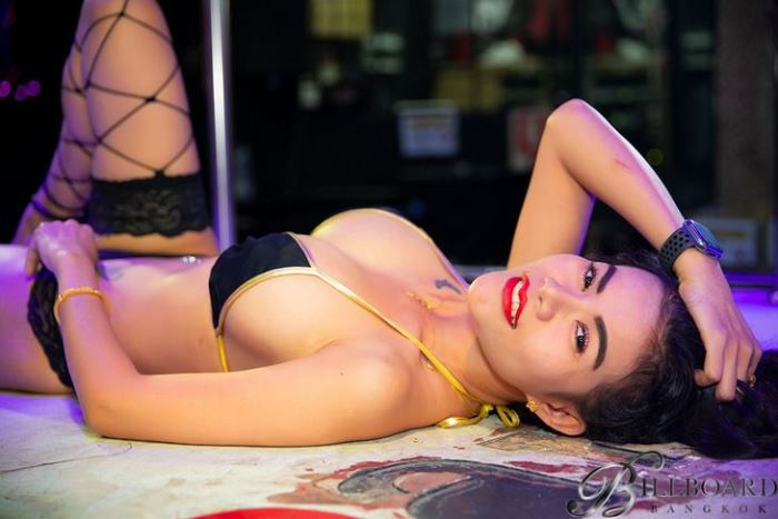 Billboard Babe 1 - Billboard Go-Go Bar Bangkok