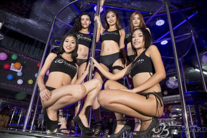 Billboard Babes 3 - A Bevy Of Billboard Beauties!