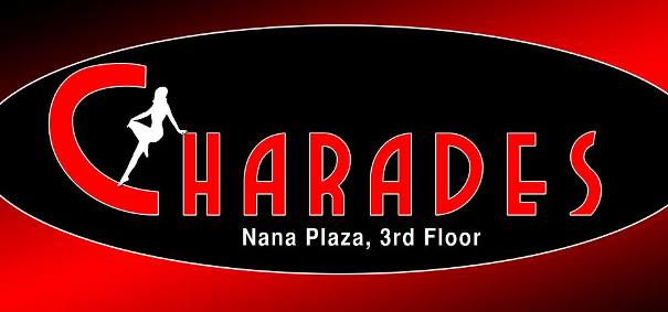 CHARADES FORMERLY CASDCADE - Nana Plaza GoGo Bars Name Changes