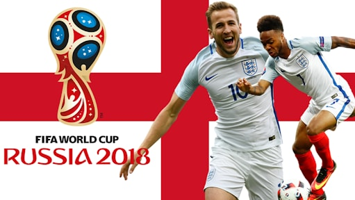 England Football Team - World Cup Football Fever!
