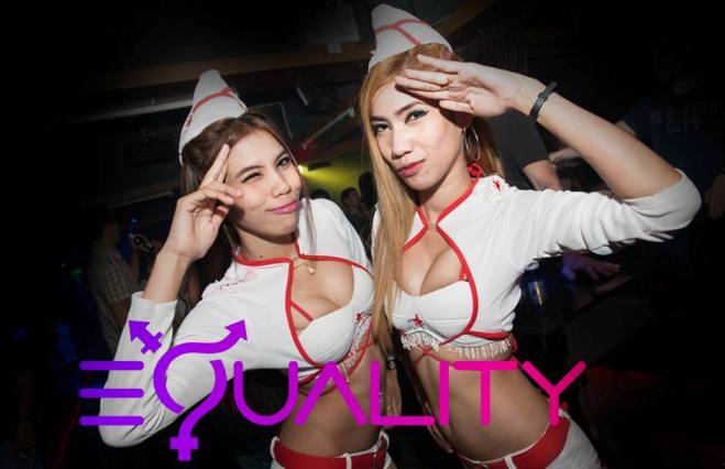 Equality Nightclub Bangkok 001 - LAUNCH PARTY AT EQUALITY NIGHTCLUB