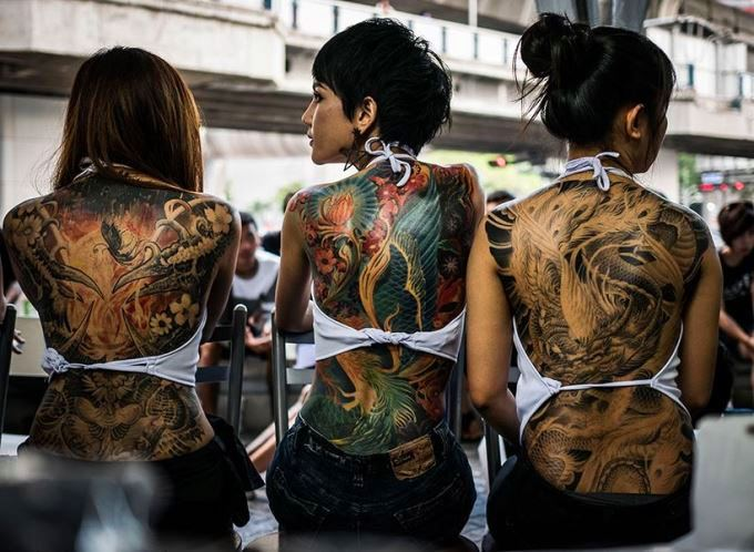 Feature Ink in Asia Pic 1 - Top Ten Thailand Tattoo Tips