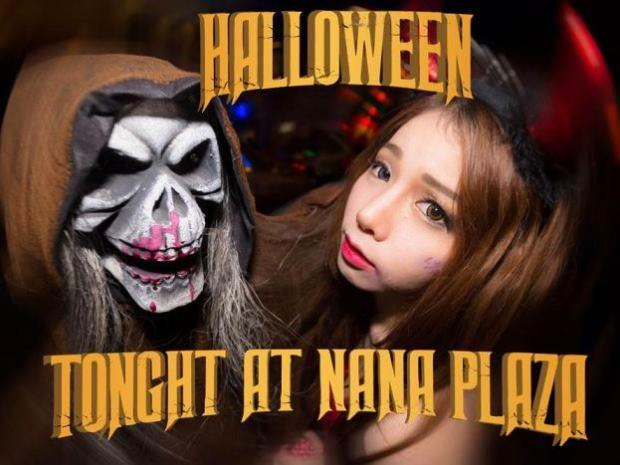 Halloween Bangkok 2018 - Enjoying Halloween In Bangkok