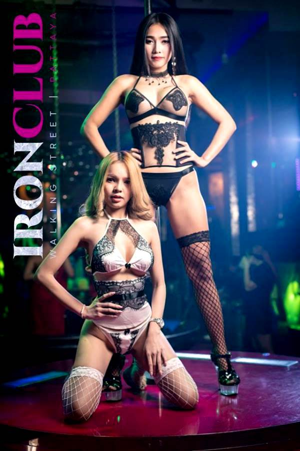 Iron Club Pattaya 01 - Dollys Of The Day