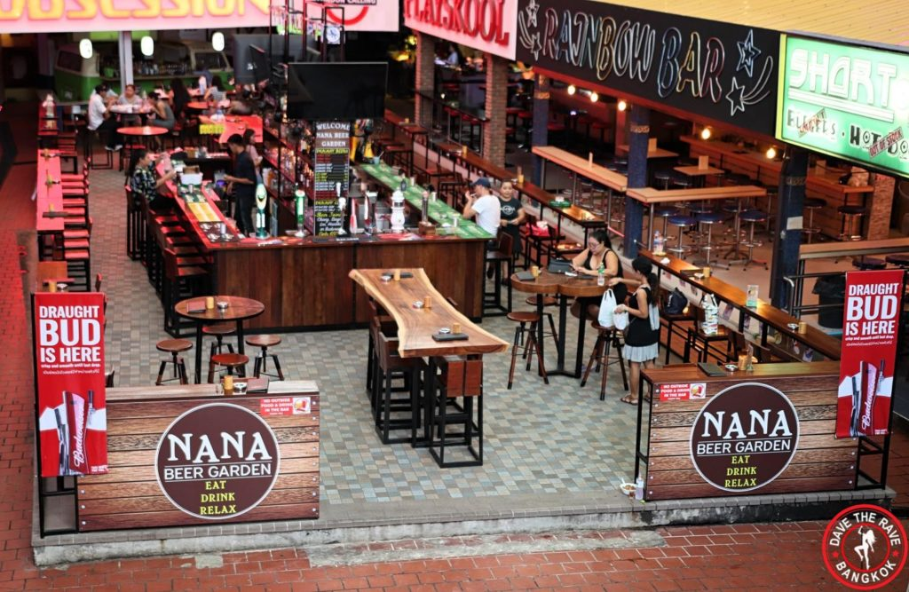 Nana Plaza Beer Garden 2 1024x667 - Nana Plaza Updates (October 2018)