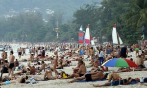 Patpong Beach Phuket 300x180 - Thailand Bans Smoking On 20 Beaches