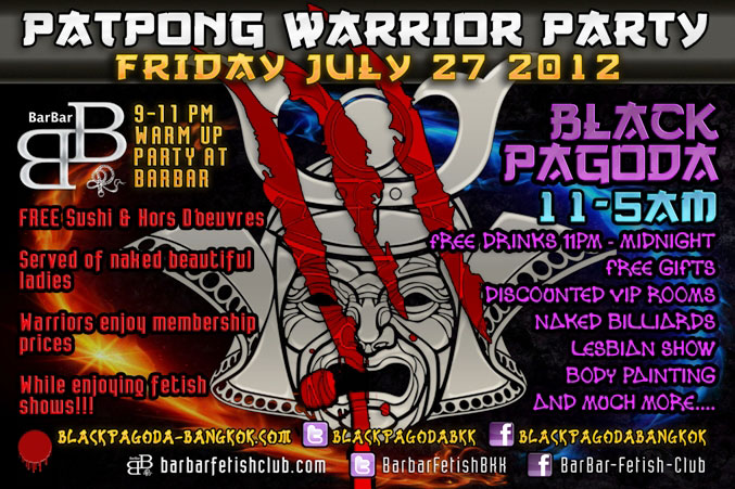 Black-Pagoda-Patpong-Warrior-Party