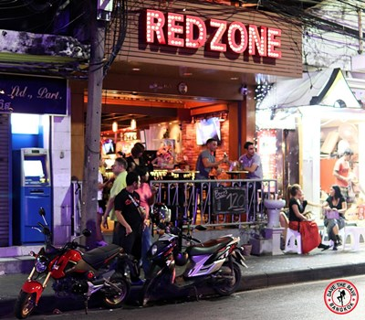 Red Zone Soi Nana - Dave Rave Sunday Roast (14/10/18)