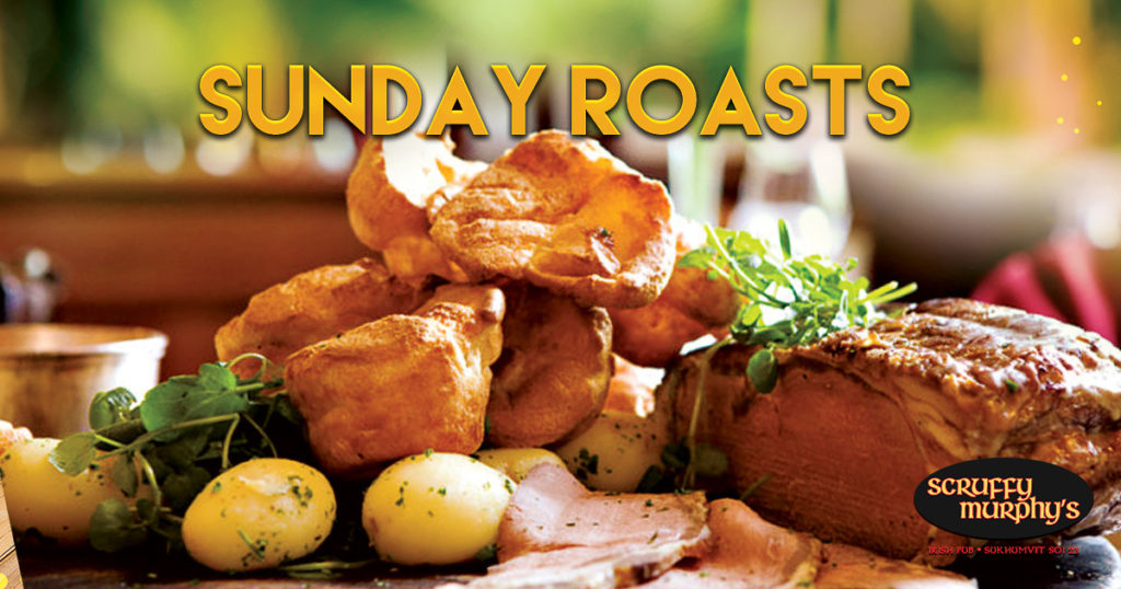 SM Sunday Roasts FB Post 1 1 1024x538 - Scruffy Murphy's Sunday Roast