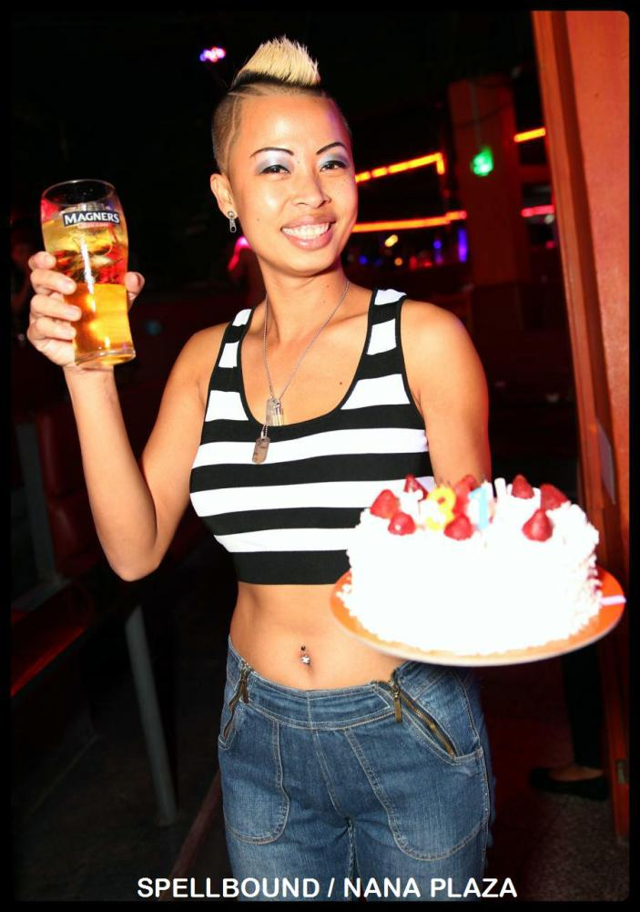 SPELLBOUND 12 01 2015 055 - THAI MODEL IS NEW GOGO BAR BOSS