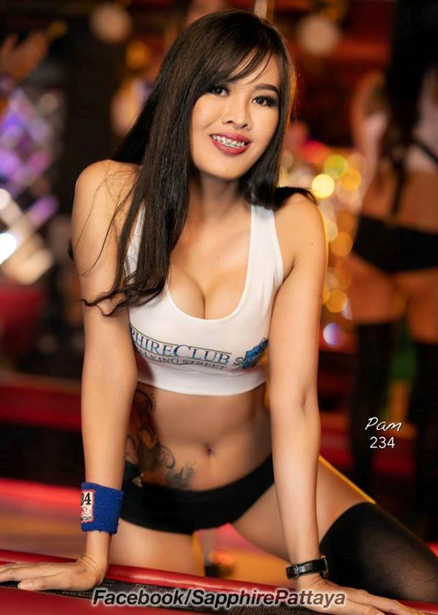 Sapphire Club Pattaya 04 - Dollys Of The Day
