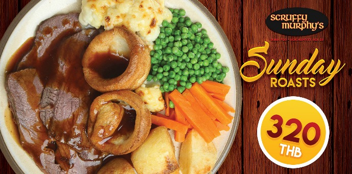 Scruffy Murphys Sunday Roast - Scruffy Murphy's Sunday Roast