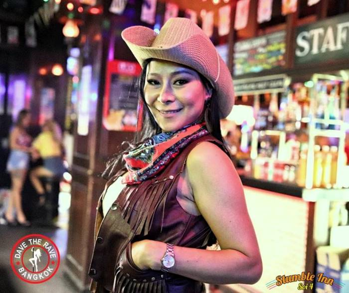 Stumble Inn Cowgirl - Stumble Inn Western Wednesday