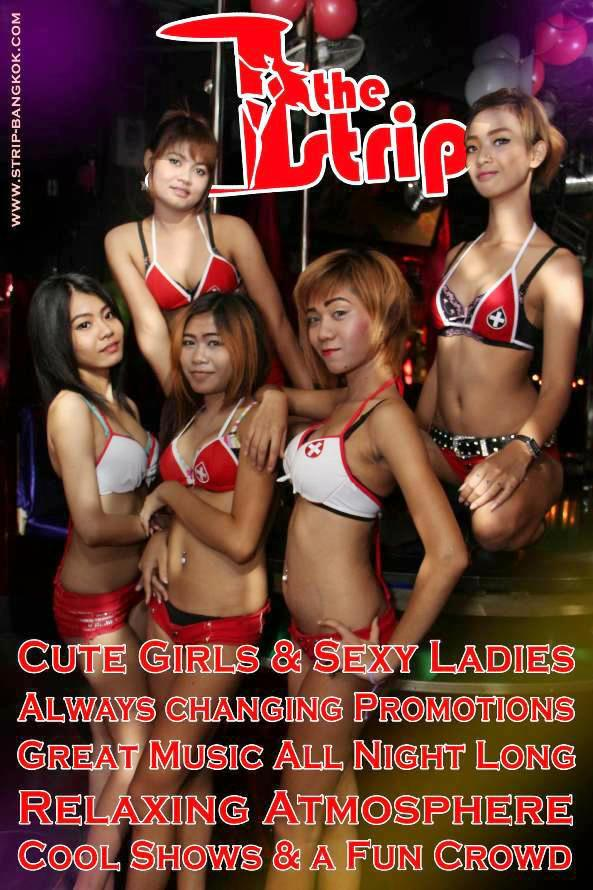 THE STRIP GOGO BAR PATPONG 2 - Patpong GoGo Bar Has Special Promotion