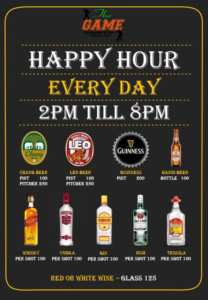 The Game Happy Hour 1 208x300 - The-Game-Happy-Hour