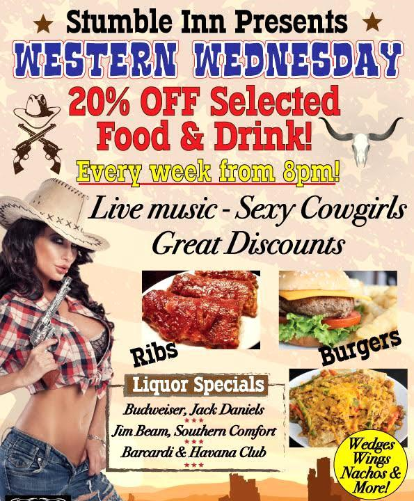 WESTERN WEDNESDAY 1 - Wild Wednesday In Bangkok