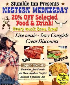 Western Wednesday Stumble Inn 4 248x300 - Western-Wednesday-Stumble-Inn