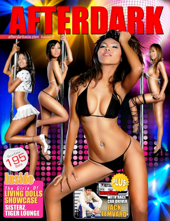 after dark asia cover 122 - Thailand Tonight - 18/10/09