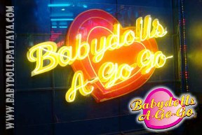 baby dolls logo small - Pattaya Go-Go Bars Party Time