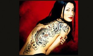 beautiful oriental girl with tatoo 300x179 - Thai Girls & Tattoos - Hot Or Not?