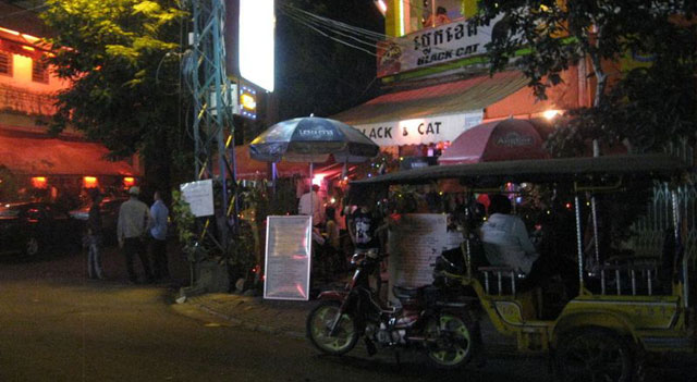 Black Cat Phnom Penh