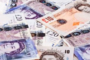 british pounds sterling 300x200 - British Pound Bounces Back