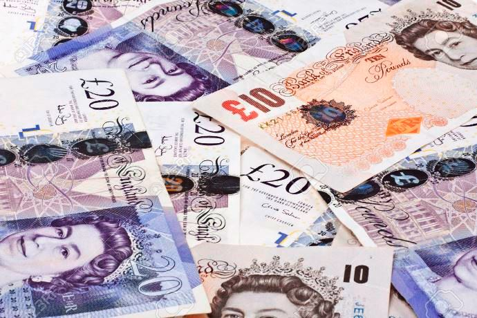 british pounds sterling - British Pound Bounces Back