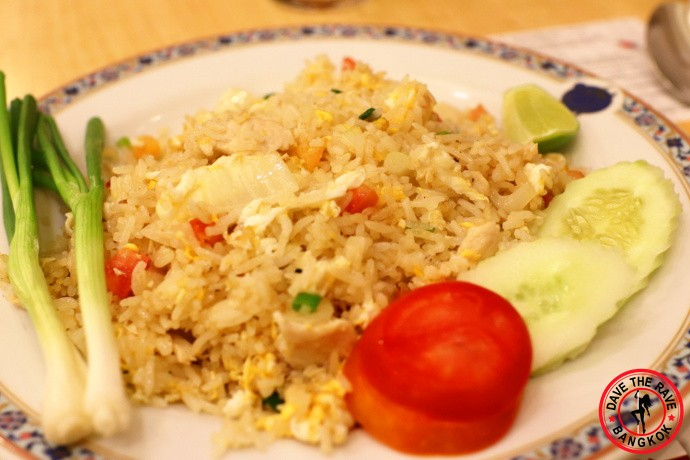 chicken fried rice bangkok - Best Bang-For-Baht Breakfast