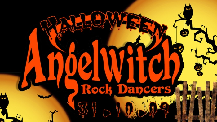 ANGELWITCH HALLOWEEN WEEKEND OCTOBER 30 - NOVEMBER 2