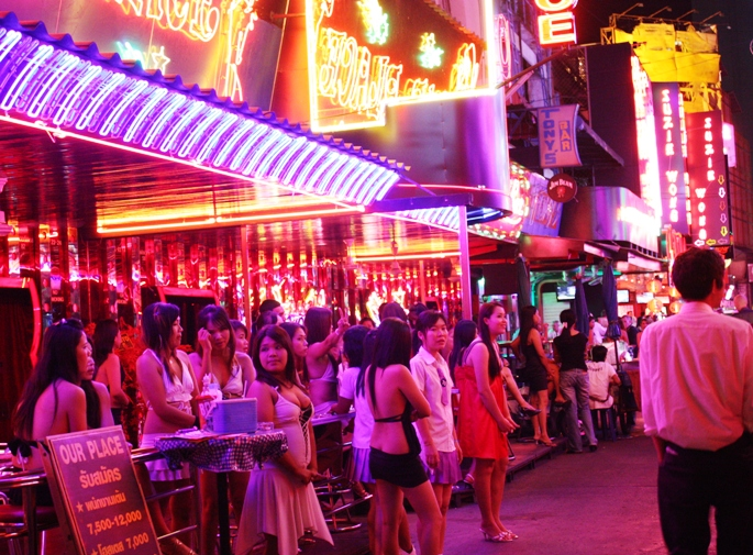 SOI COWBOY IS THE SURREAL WORLD OF 'LITTLE LAS VEGAS'