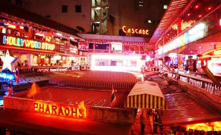 nana plaza bangkok - Bangkok & Pattaya Bars Open Tonight
