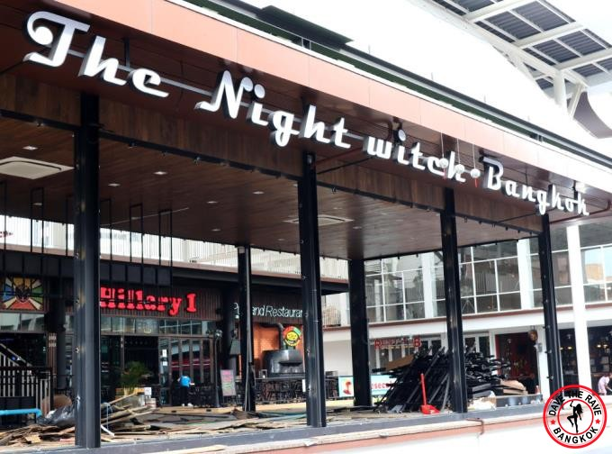 night witch bar bangkok - Don't Worry We've Got You Covered