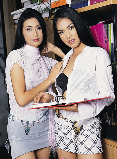 office babes05 - Hot Thai Office Babes