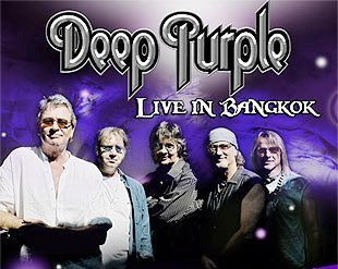 poster5 - Deep Purple Live In Bangkok