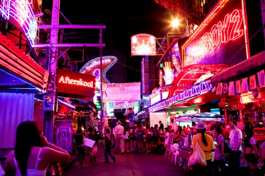 soi cowboy go go bars bangkok 001 - Bangkok Bars Are Open Tonight