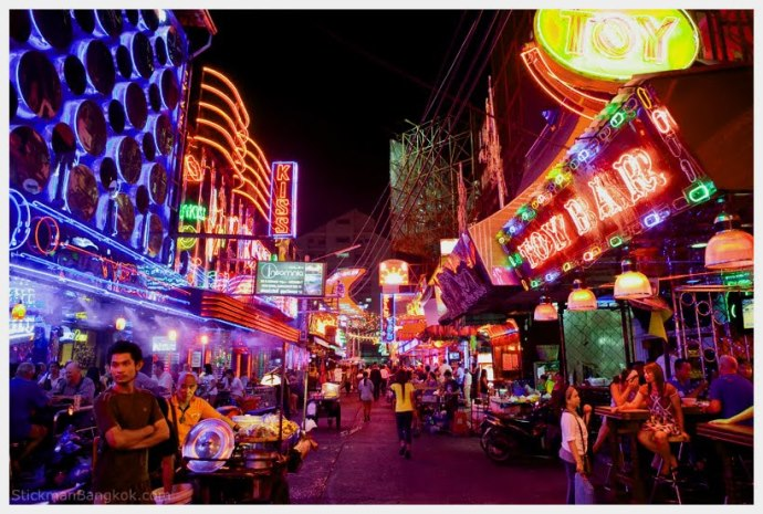 soi cowboy may 2011 - Stickmania (April 13th 2007)