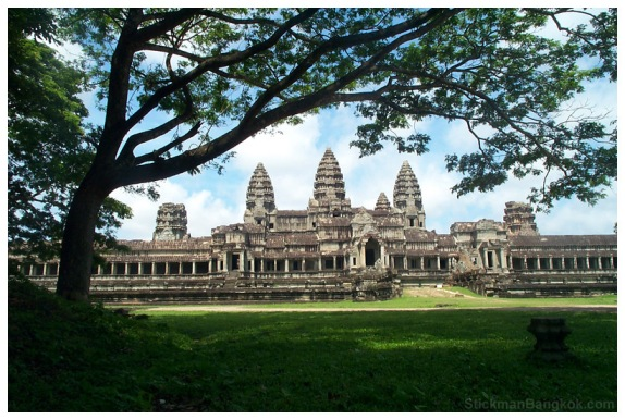 stickmans sangkor wat3 - Photo Of The Day - Angkor Wat
