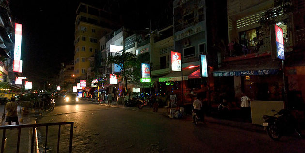 street 136 - Cambodia Nightlife Reviews 2019