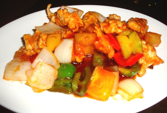 sweet sour chicken hong kong style1 - Thailand Tonight - 04/08/2010