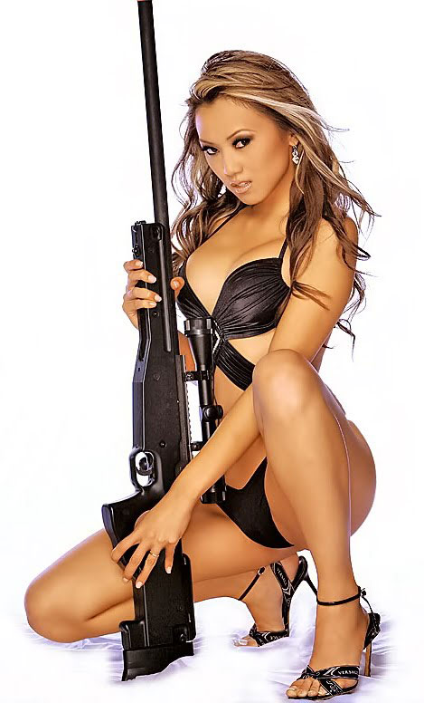 thai babes with guns07 - Sexy Thai Girls With Guns