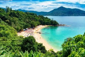thailand beach resorts 300x200 - Top 25 Destinations In Asia