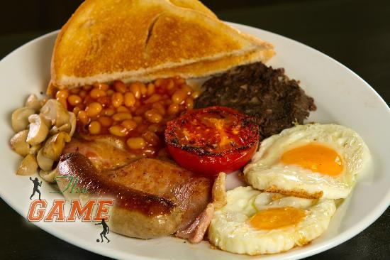 the game bangkok english breakfast - Baht Buster British Breakfast